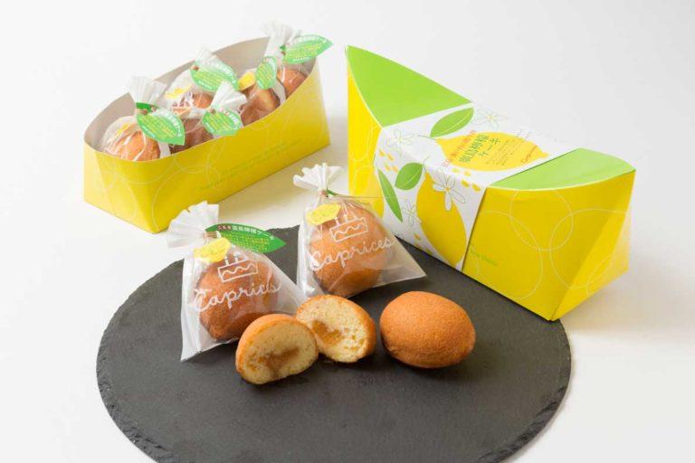 豊島レモンケーキ